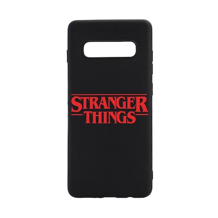 Etui Samsung Galaxy S10 Plus, Stranger Things, B721