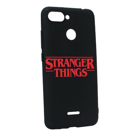 Etui Xiaomi Redmi 6, Stranger Things, B721