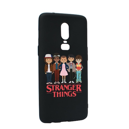 Etui OnePlus 6, Stranger Things, B722