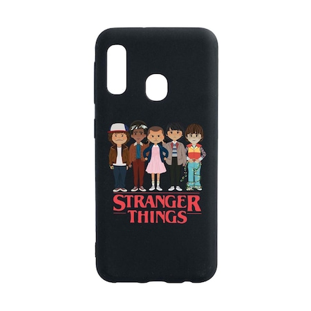 Etui Samsung Galaxy A20E, Stranger Things, B722