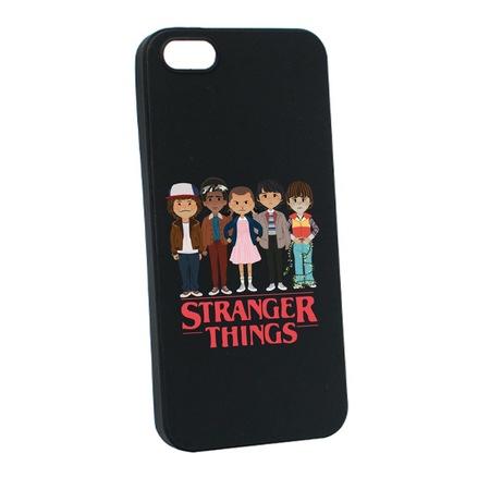 Etui Apple iPhone SE / 5S / 5, Stranger Things, B722