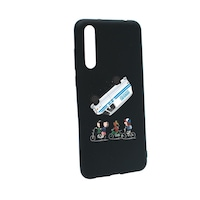 Szilikon védőtok Samsung Galaxy A50 / A50s, Stranger Things, B370