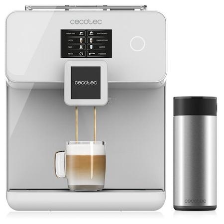 КафеАвтомат Cecotec Mega Automatica, Touch Screen, serie 8000 Bianca