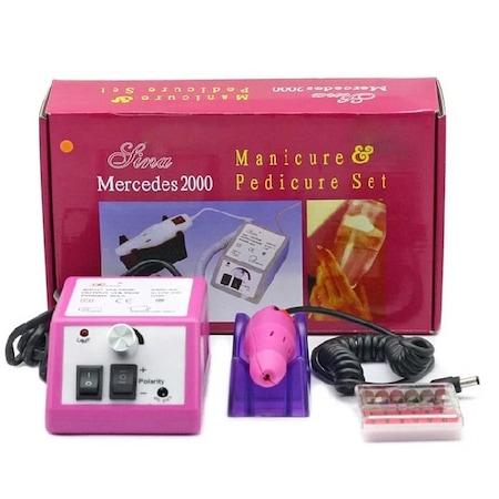 Електрическа пила за нокти Lina Mercedes 2000, 20 000 оборота