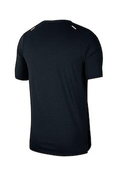Nike, Dri-Fit Breathe Rise 365 futópóló, Fekete, 2XL