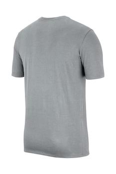 Nike, Jumpman Air pamutpóló, Melange szürke