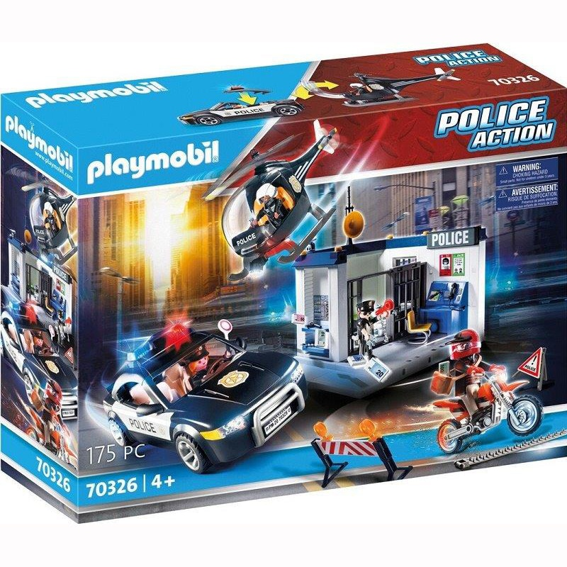 Fotografie Playmobil Police - Politia in actiune