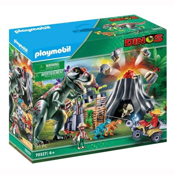 Fotografie Playmobil Dinos - Dinozauri