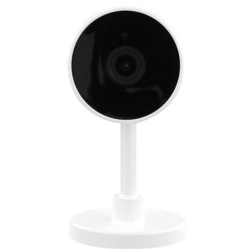 Fotografie Camera de supraveghere Smart TNB HOME MONITOR, FullHD, WiFi, cu senzor de miscare si alerte audio-video si suport Google Assistant si Alexa