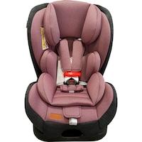 Scaun Auto Baby Care™ Safety Seat, Transformabil in scoica auto, 0-18 kg, Spatar reglabil in 4 trepte, Centura de siguranta cu prindere in 5 puncte, Husa detasabila, Mov cu Gri