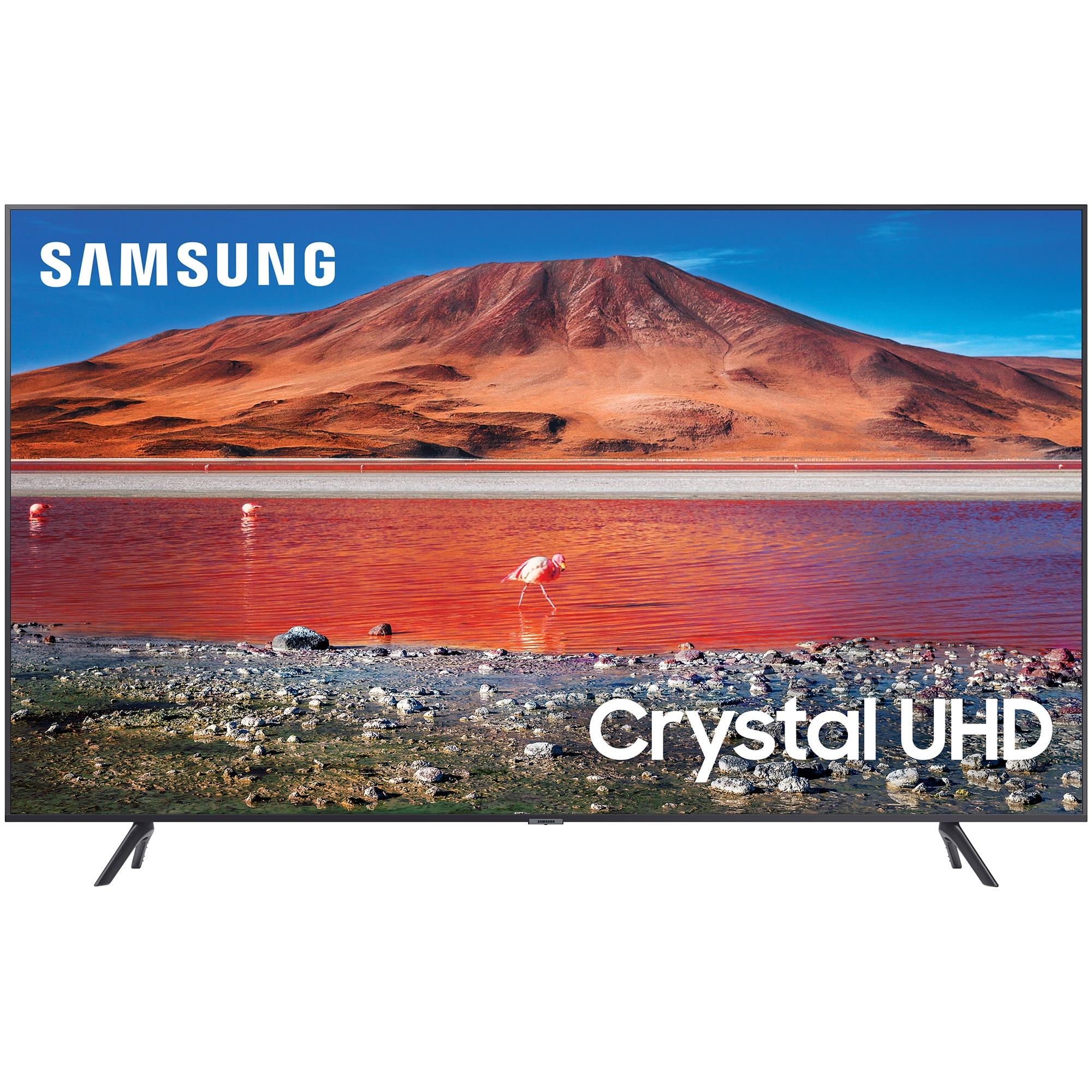 Fotografie Televizor Samsung 55TU7172, 138 cm, Smart, 4K Ultra HD, LED, Clasa A+