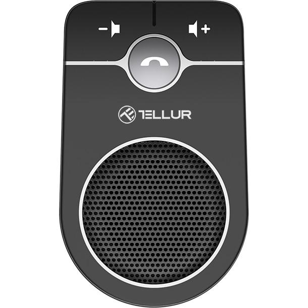 Fotografie Car Kit Bluetooth Tellur CK-B1, Negru