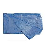 Ponyva vízhatlan 2 × 3 m kék 65g / m2