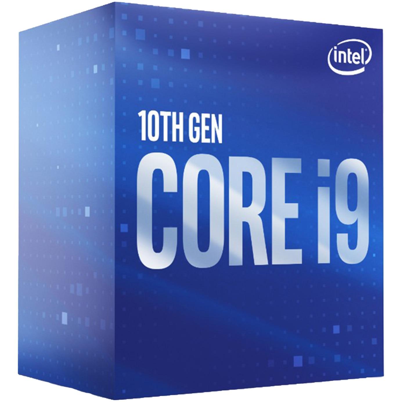 Fotografie Procesor Intel® Core™ i9-10900 Comet Lake, 2.8GHz, 20MB, Socket 1200