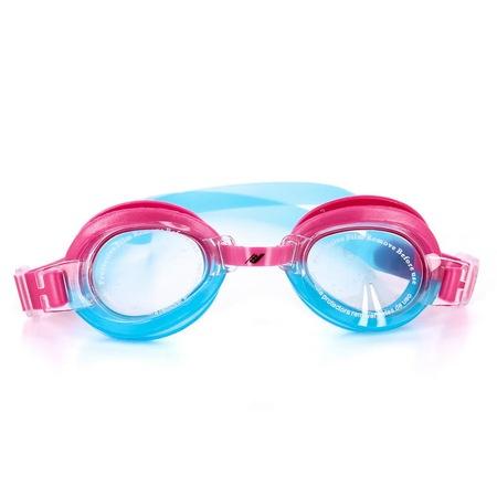 Rucanor Bubbles III JR úszószemüveg gyerek méret pink / kék