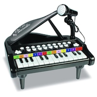 Bontempi 24 billentyűs és mikrofonos, elektronikus zongora