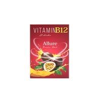 Пълнители за устройство El Shisha Allure, 3 броя, Витамин B-12 с аромат на Маракуя, Без Никотин