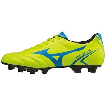 Mizuno Monarcida MD futballcipő, Sárga/Kék