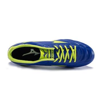 Mizuno Monarcida MD futballcipő, Kék/Sárga