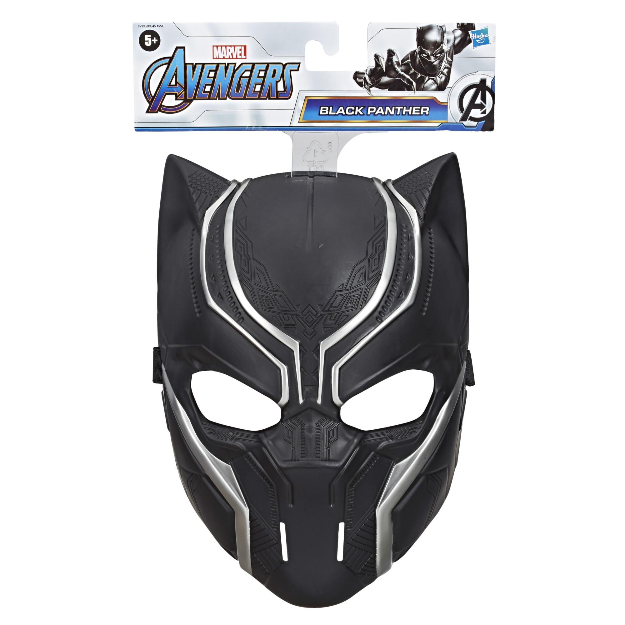 Fotografie Masca Avengers - Black Panther