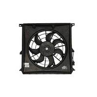 ventilator radiator peugeot 407