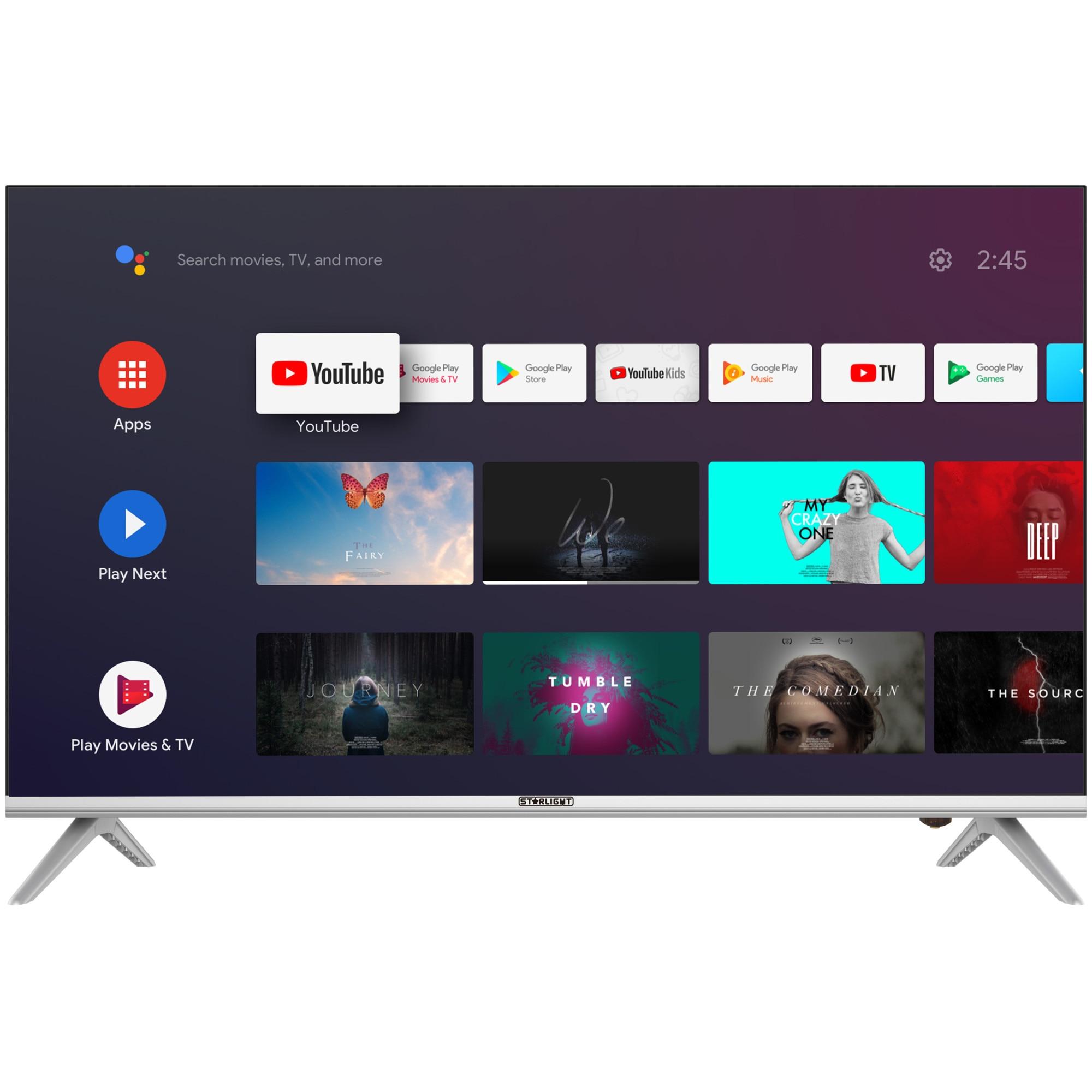 Fotografie Televizor Star-Light 50DM7700, 127 cm, Smart Android, 4k Ultra HD, LED, Clasa G