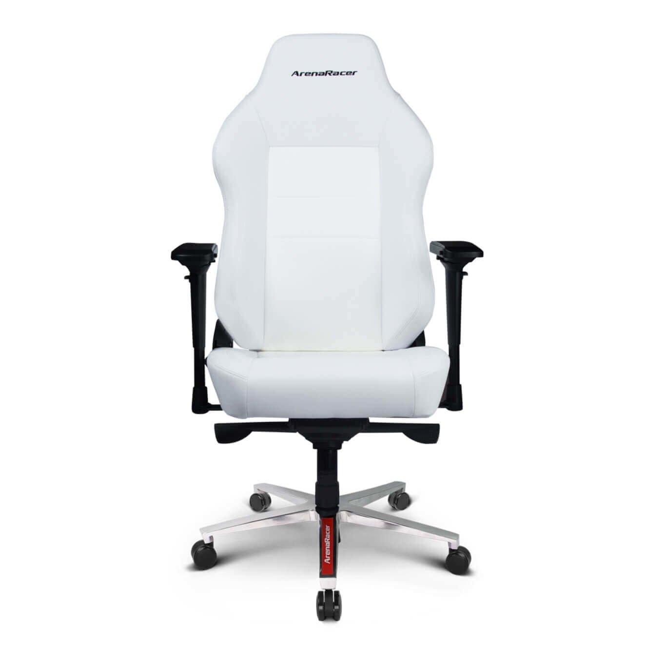 ArenaRacer Titan Fehér gamer szék