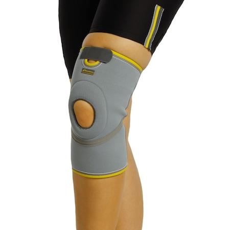 genunchiul trage deasupra genunchiului)