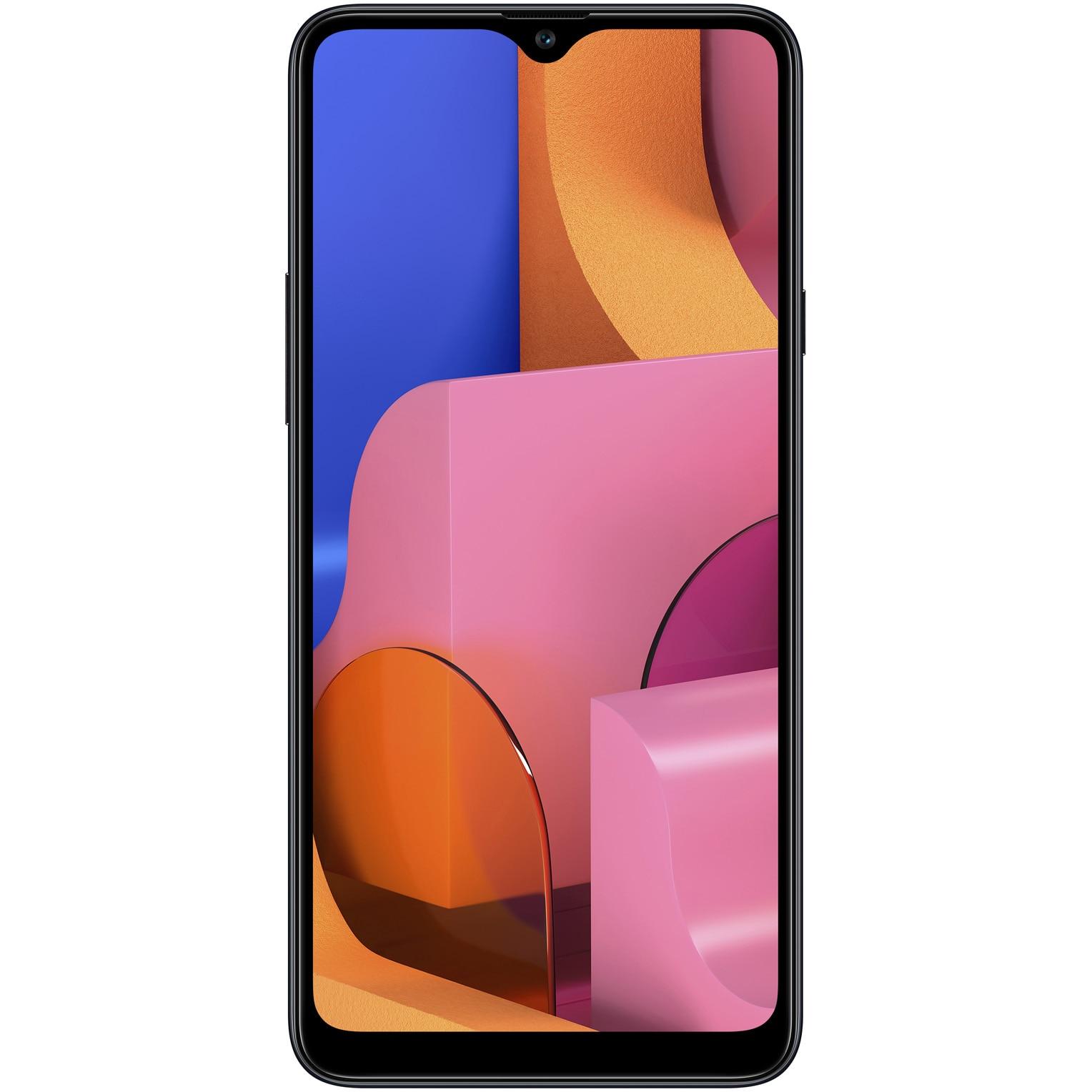 Fotografie Telefon mobil Samsung Galaxy A20s, 32GB, 4G, Black