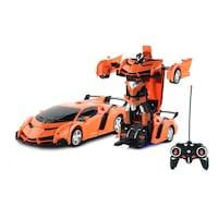 Transformers 2 in1 játék - robot szuperhőssé alakítható távirányítós autó