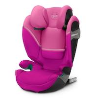 Стол за кола Cybex Solution S I-Fix, Magnolia pink, 15-36 кг