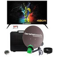kit tv camping