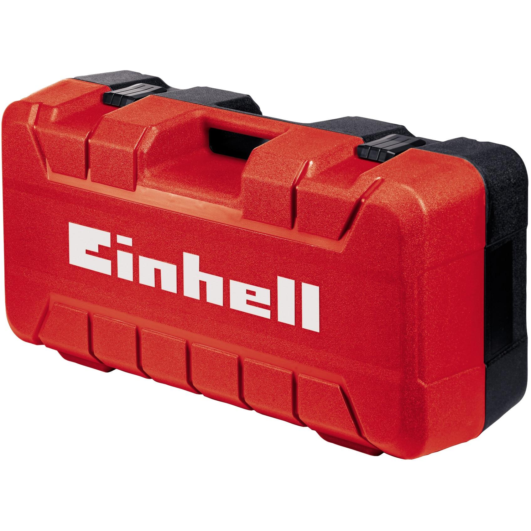 Fotografie Cutie transport/depozitare universala Einhell E-Box L70/35, captuseala din spuma moale, 50 kg