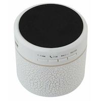 Boxa portabila cu lead/ bluetooth/ radio fm, Iso Trade, wireless usb, Alb, 3 W