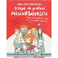 "Echipa de prieteni Masimtbinescu, Ioana Chicet-Macoveiciuc ""Printesa urbana"""