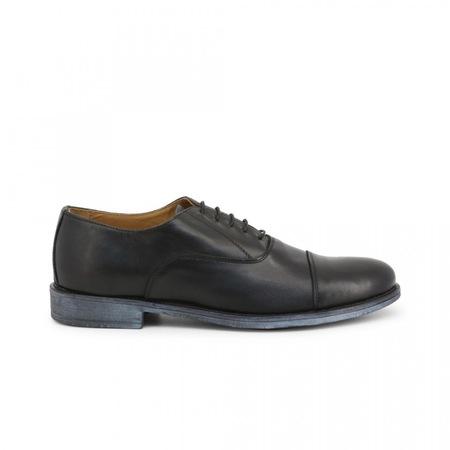 Pantofi barbati, Made in Italia, 1003_CRUST, Negru, 43