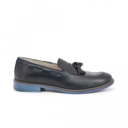 Pantofi barbati, Made in Italia, 1001_CRUST, Bleumarin, 41