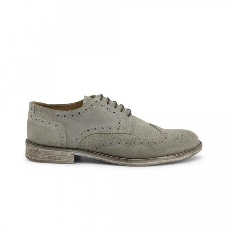Pantofi barbati, Made in Italia, 208_CAMOSCIO-B, Bej, 43
