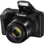 Aparat foto digital Canon PowerShot SX420 IS, 20MP, Black