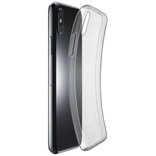 Fotografie Husa de protectie Cellularline Silicon slim pentru iPhone X/XS, Transparent