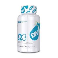 DIY Nutrition Omega 3 lágyzselatin kapszula, 160 db