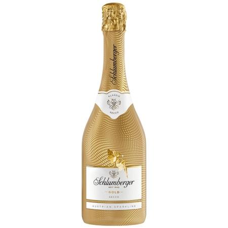 Vin Spumant Alb Schlumberger Gold Sekt, 11.5%, 0.75l