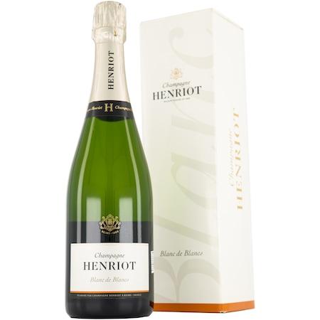 Sampanie Henriot Blanc De Blancs , 12%, 0.75l