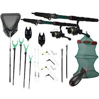 set complet pentru pescuit
