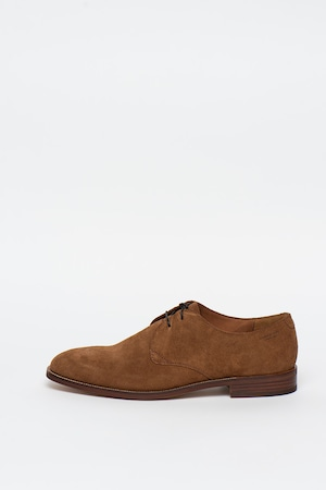Vagabond Shoemakers, Pantofi din piele intoarsa Parker, Maro, 44