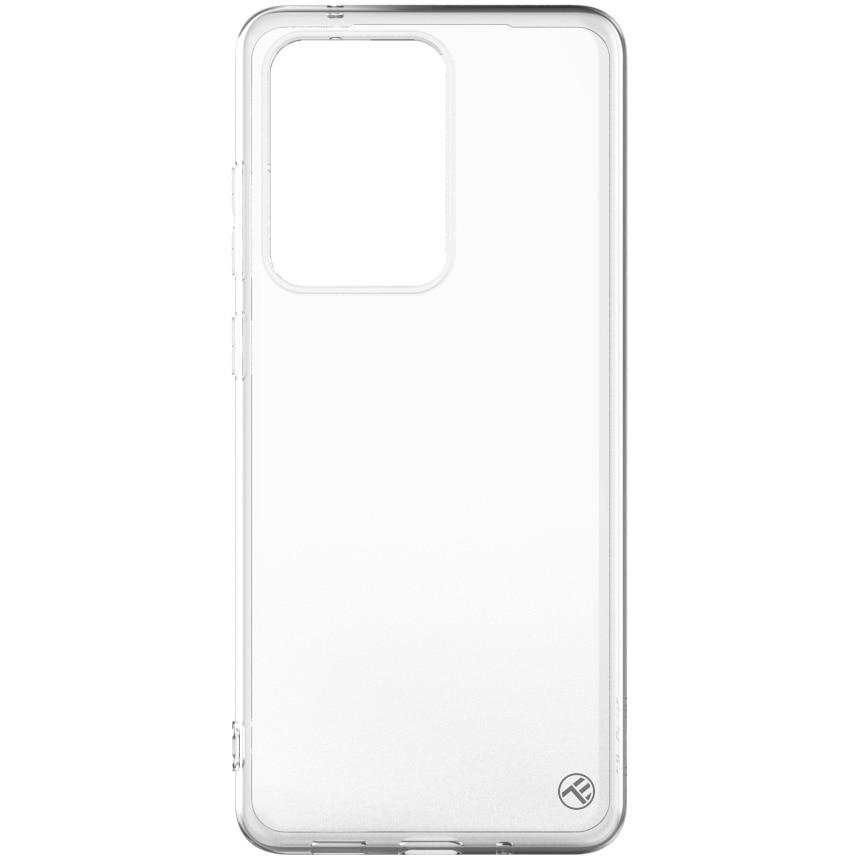 Fotografie Husa de protectie Tellur Basic Silicon pentru Samsung S20 Ultra, Transparenta