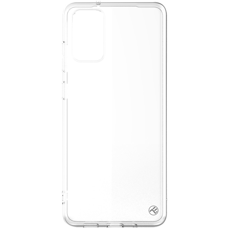 Fotografie Husa de protectie Tellur Basic Silicon pentru Samsung S20 Plus, Transparenta