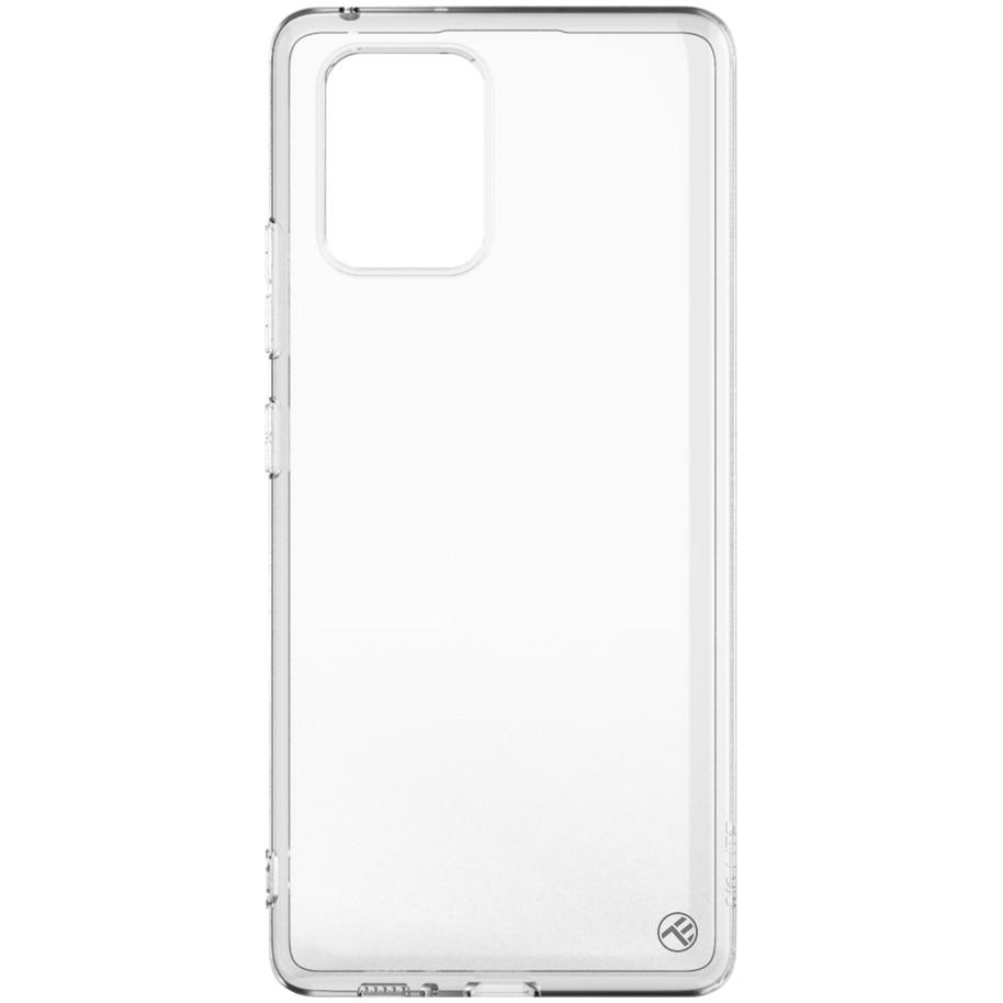 Fotografie Husa de protectie Tellur Basic Silicon pentru Samsung S10 Lite, Transparenta