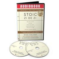 Stoic zi de zi, audiobook - autori Ryan Holyday si Stephen Hanselman