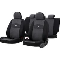 Комплект калъфи за седалки Otom Smart, 11 части, Черен